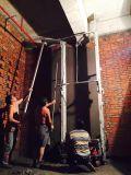 Hohe Leistungsfähigkeits-Wand, die Maschine/mit Selbst-In Position bringentechnologie vergipst und überträgt