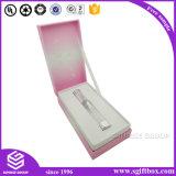 Коробка подарка Cmyk подгонянная печатание упаковывая бумажная косметическая