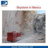 철사의 채광 장비는 화강암 채석장을%s 기계를 보았다