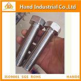 Tornillo Hex de alta resistencia inoxidable del acero M24-M36