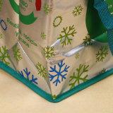 Non tissé TNT Laminated Cooler Shopping Bag avec impression de logo