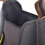 De moda las botas de seguridad Brown para señoras de las mujeres de acero del dedo del pie zapatos de seguridad Diseño de Calzado