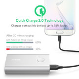 Batteria esterna di capacità elevata del caricatore del Portable di Anker Powercore+ 10050 con la Banca portatile di potere di Anker della carica rapida 2.0 di Qualcomm