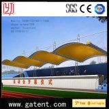 Tienda grande al aire libre de la cortina del cuadrado del gimnasio para la escuela para la actividad del deporte del reloj