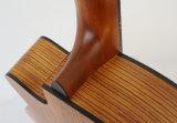 Гитара 40-Inch Aiersi Handmade твердая верхняя акустическая с Zebrawood (SG02SZ-40)