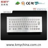 """Ik07 Humanized Metal Kiosk Keyboard avec """"U"""" Shape Keys (KMY299J-6)"""