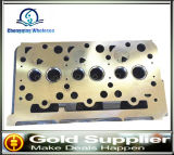 Auto Parts Engine D1503 Cylinder Head pour Kubota