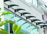 Тент рукоятки большой стеклоткани пластичный для балкона