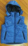De waterdichte Nylon Winter vulde het Buiten Warmere Vest van het Lichaam op (BW18)