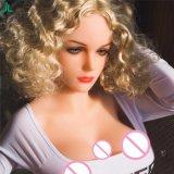 Junges Mädchen-Silikon-lebensechter realer Geschlechts-Puppekleiner Pussy-aufblasbare Geschlechts-Puppe
