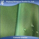 Maak Stof van het Jasje van het Windscherm van de Keperstof van 100% de Nylon Geweven 335t waterdicht