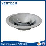 Diffuseur circulaire d'air, gril de climatisation, diffuseur rond d'air de plafond (RCD-VA)
