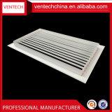 Boîtier de ventilation Vent d'aluminium Retour Air Grille Supply Register