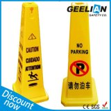 Cone molhado do assoalho, cone do tráfego dos PP, sinal de tráfego