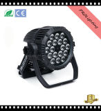 Imperméable 18PCS 10W 5in1 LED Wallwash PAR Light