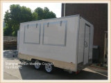 Ys-Fb390c Hot Sale Huamburger Trailer Burger Cart