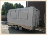 Ys-Fb390c de Hete Kar van de Hamburger van de Aanhangwagen van Huamburger van de Verkoop