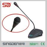 Système de microphone de salle de conférence avec l'élément Sm703 Singden de délégué et de Président