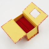 Eco-Friendly коробка ювелирных изделий бархата главного качества для кольца (J10-A)