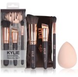 화장품 메이크업을%s Kylie 솔 세트는 아름다움 장비를 솔질한다