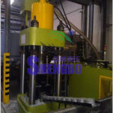 Aluminiumspäne-Brikett, das Maschine (CER, herstellt)