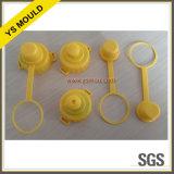 Moulage par injection en plastique de chapeau de dessus de chiquenaude de cavité (YS121)
