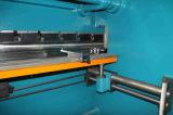 Dobladora hidráulica de la placa de acero Wc67y-100X3200