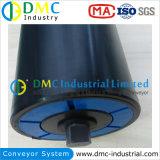 Rouleau de HDPE pour le convoyeur de matériau en bloc