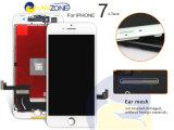 Schermo dell'affissione a cristalli liquidi del telefono mobile per il iPhone 7 con il rimontaggio dell'Assemblea del convertitore analogico/digitale dello schermo di tocco
