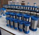 Fil d'acier inoxydable d'AISI 410 pour faire le récureur
