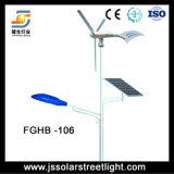 Luz de calle híbrida Viento-Solar ambiental de la eficacia alta potencia de 60 vatios