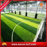 synthetische Gras van het Tapijt van het Gras van de Voetbal van de Hoogte van de Stapel van 50mm het Kunstmatige met Goedkope Prijs