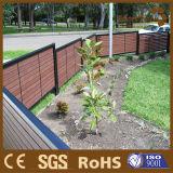 Cerca al aire libre modificada para requisitos particulares del jardín de la seguridad de la protección ULTRAVIOLETA WPC
