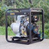 6 인치 휴대용 디젤 엔진 수도 펌프