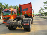Sinotruk HOWO 2017 Hot Selling 4X2 Prime Mover pour le transport