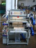 De dubbele Rolling T-shirt/vlak de Zak die van de Laag Machine (ssr-600) maken