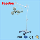 Indicatore luminoso Shadowless chirurgico medico di di gestione del soffitto LED (YD02-LED3+5)