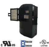 場所Pcds-60A 60Aによって溶かされる120/240V DCボックス綴込スイッチエアコンを守りなさい