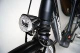 700c 26V 250W Bafang MITTLERER Bewegungselektrisches Straßen-Fahrrad für Dame