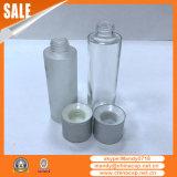 Fles van de Lotion van de fabrikant de Kosmetische met het Deksel van het Aluminium