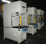 Productos de metal prensado hidráulico de la máquina de perforación