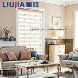 Sprung-Rollen-Vorhänge des Gewebe-100%Polyester für Fenster
