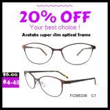 Het Optische Frame van uitstekende kwaliteit van het Oogglas van Eyewear van het Metaal