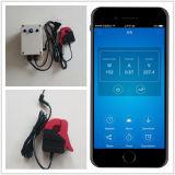 De digitale Slimme Draadloze Wattmeter van de Meter van de Macht WiFi