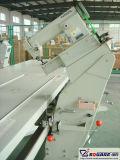 Machine semi-automatique de bord de bande de matelas