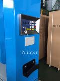 Distribuidor do combustível da bomba do dobro do posto de gasolina de Zcheng com impressora do bilhete