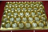 Umweltfreundlicher verpackengeschenk-Süßigkeit-Schokoladen-Kasten hergestellt in China