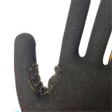 Перчатки Кевлар нитрила пены Altrathin Coated с шить Sponge&TPR