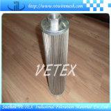 Elementos de filtro do aço inoxidável de Vetex