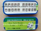 De orthodontische MIM Steun van het Metaal van Roth van de Basis van het Netwerk